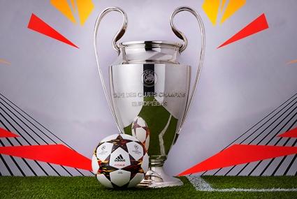 Piłka Liga Mistrzów