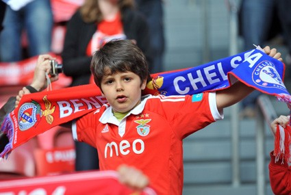 Benfica Lizbona - Chelsea FC