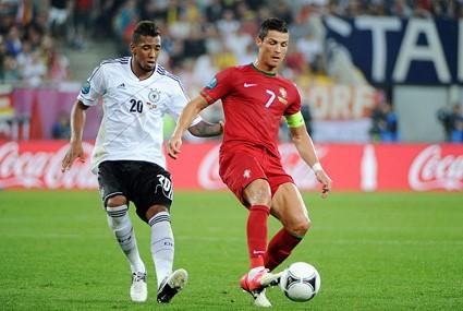 Jerome Boateng i Cristiano Ronaldo