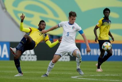 MŚ U-20: Ekwador - Włochy