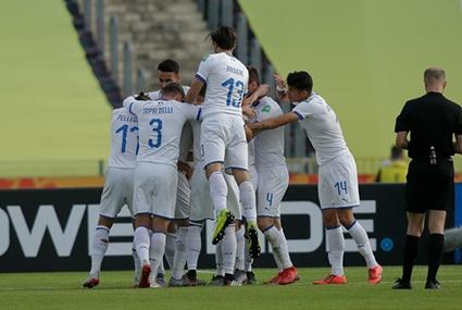 Reprezentacja Włoch U-20