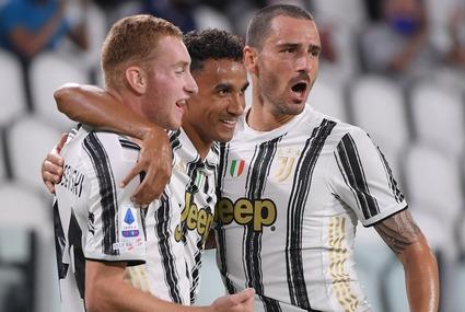 Piłkarze Juventusu FC