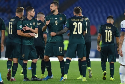 Piłkarska reprezentacja Włoch