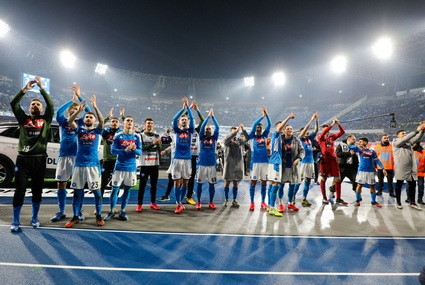 Piłkarze SSC Napoli