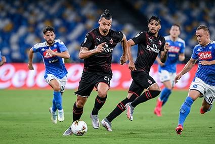 AC Milan - SSC Napoli