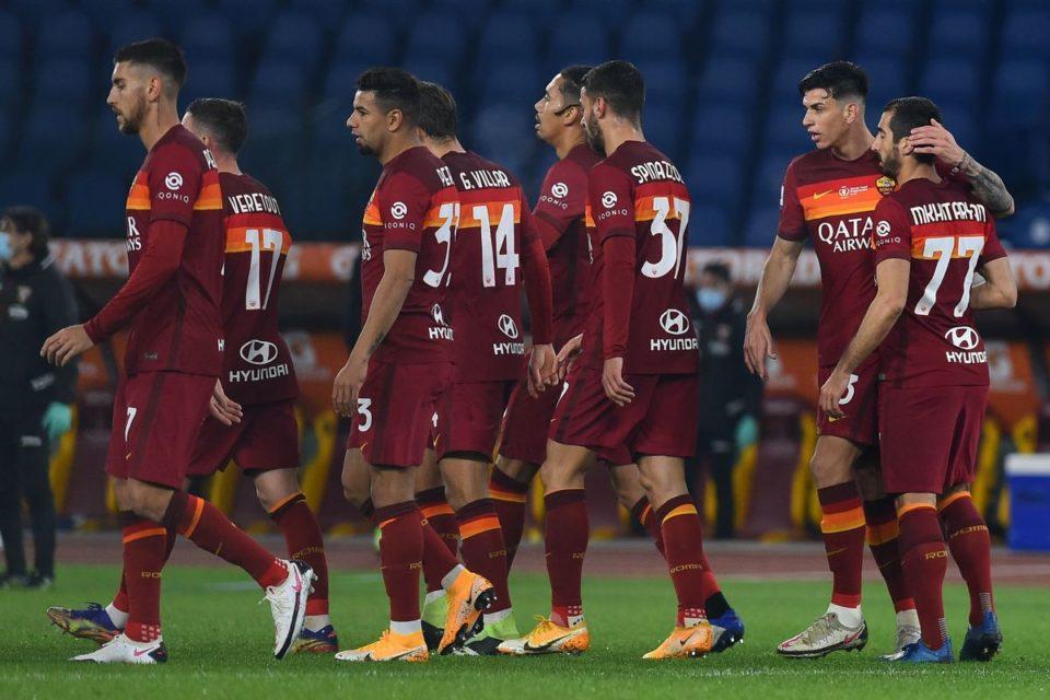 Piłkarze AS Romy
