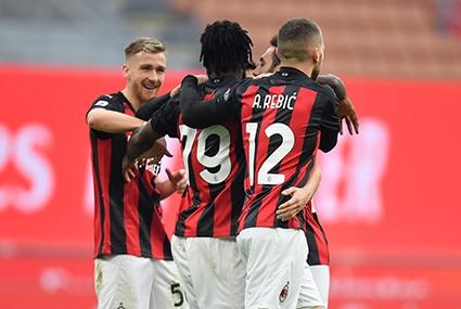 Piłkarze Milanu