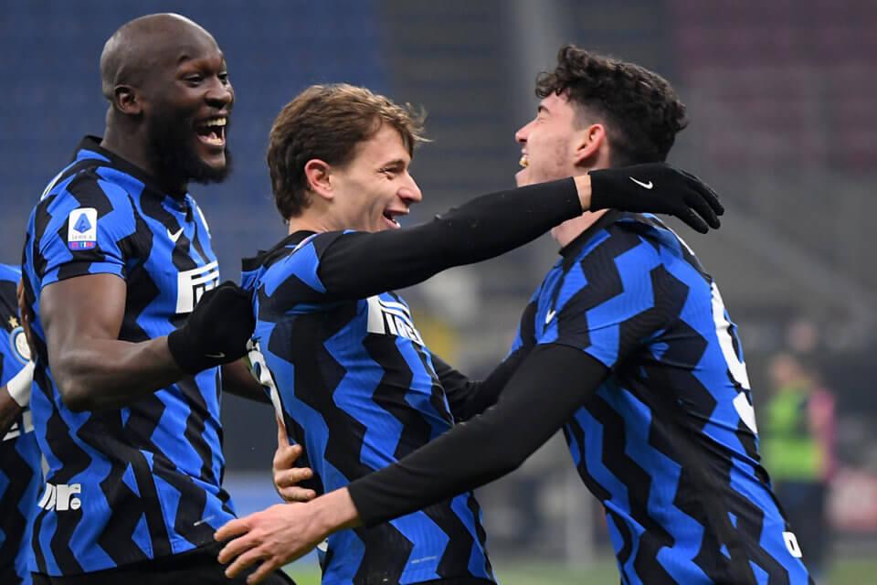 Piłkarze Interu Mediolan