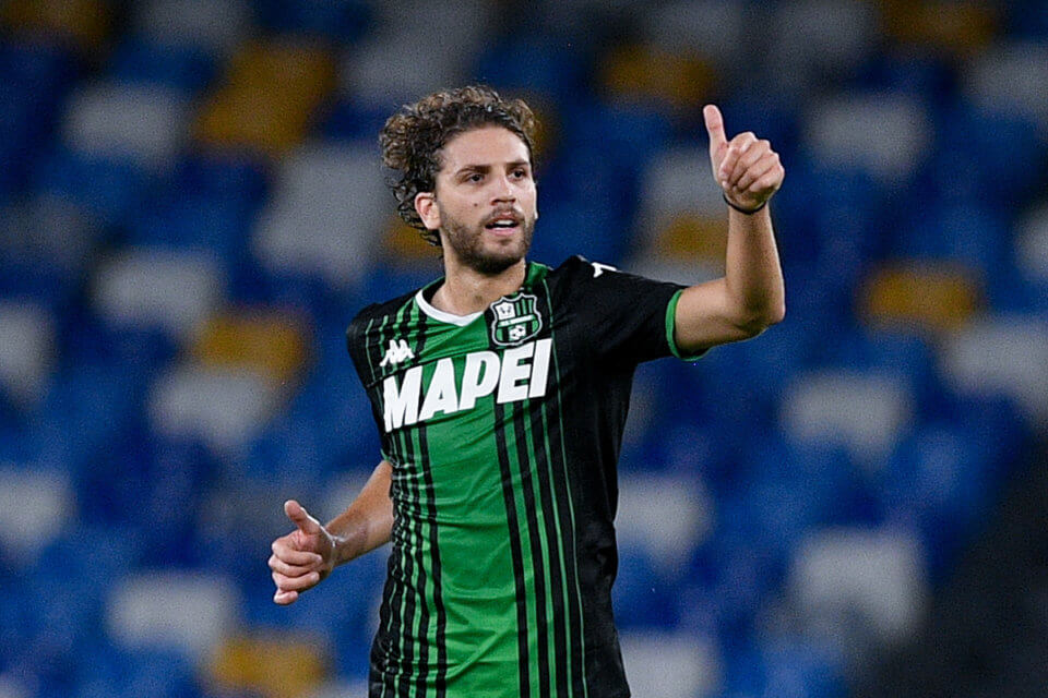 Juventus chciał Manuela Locatellego