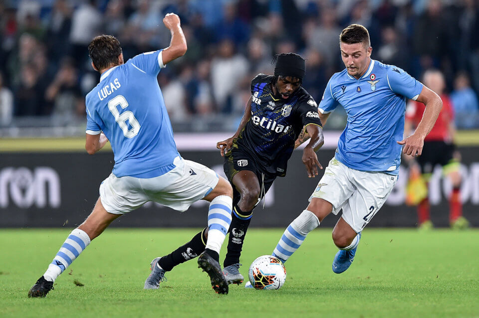 Parma Calcio - SS Lazio