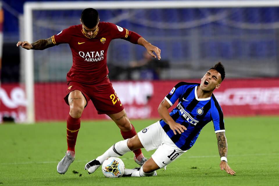AS Roma - Inter Mediolan