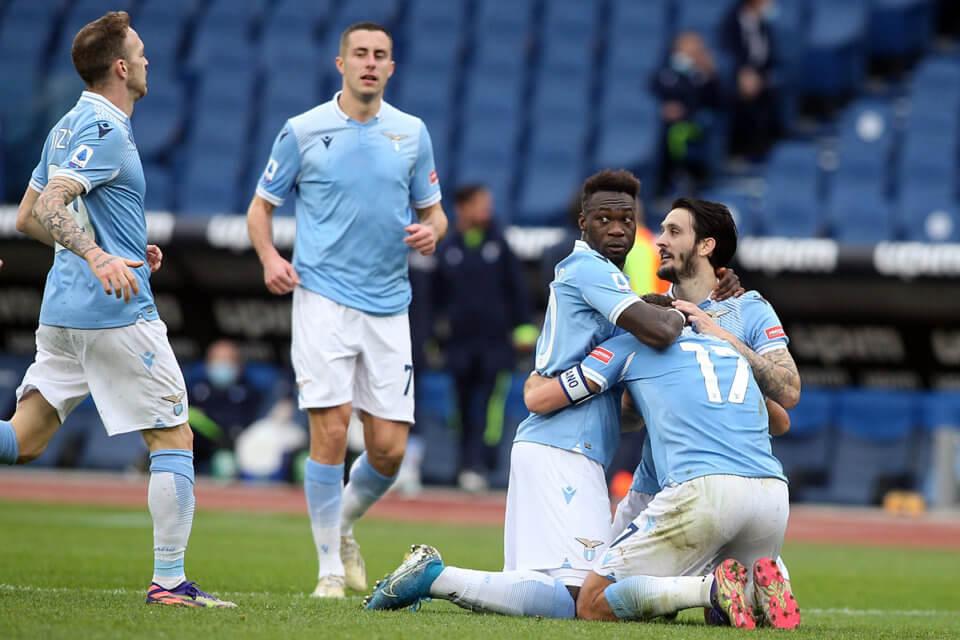 Piłkarze SS Lazio