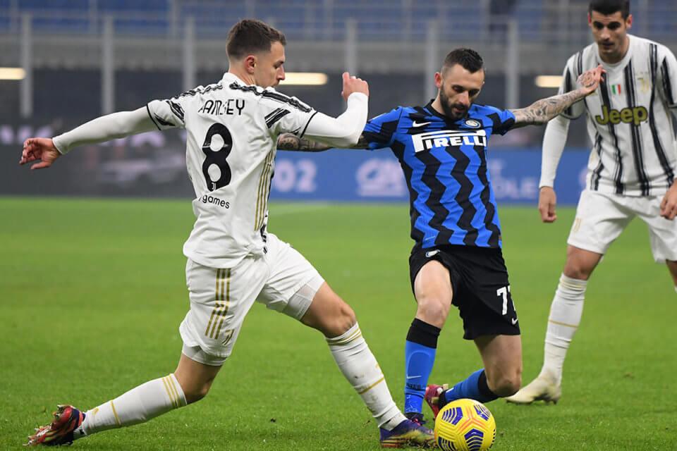 Inter Mediolan - Juventus