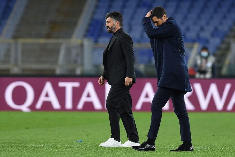 Gennaro Gattuso i Paulo Fonseca