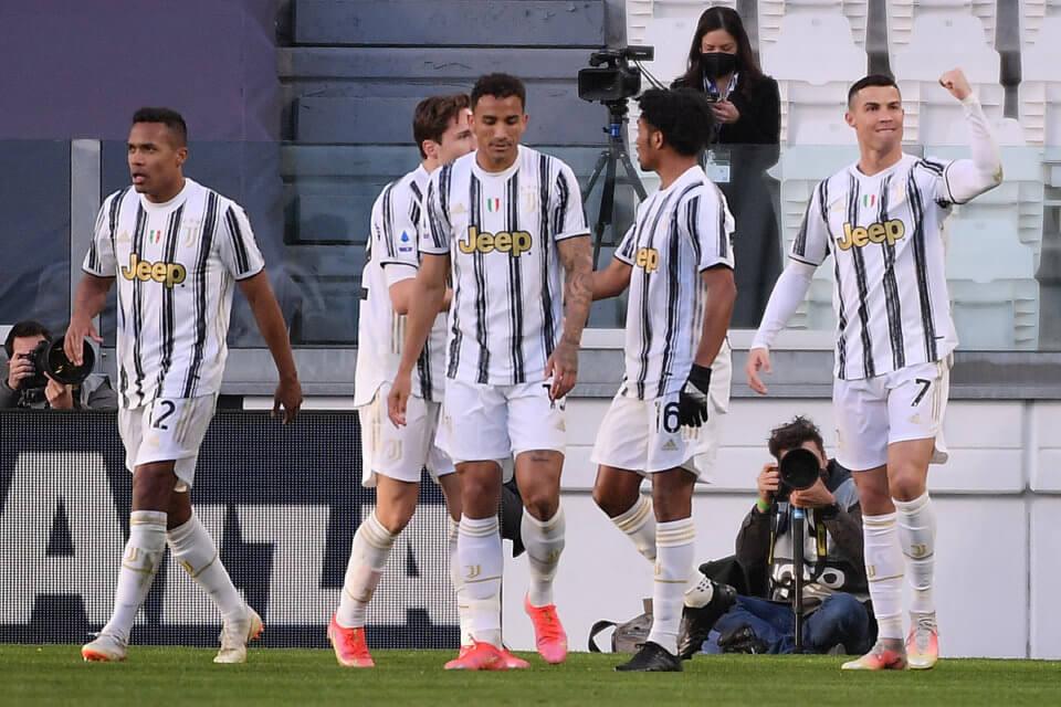 Piłkarze Juventusu