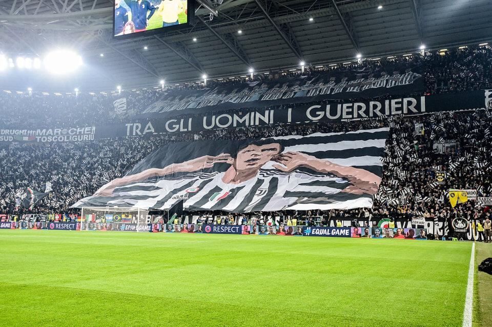 Kibice Juventusu