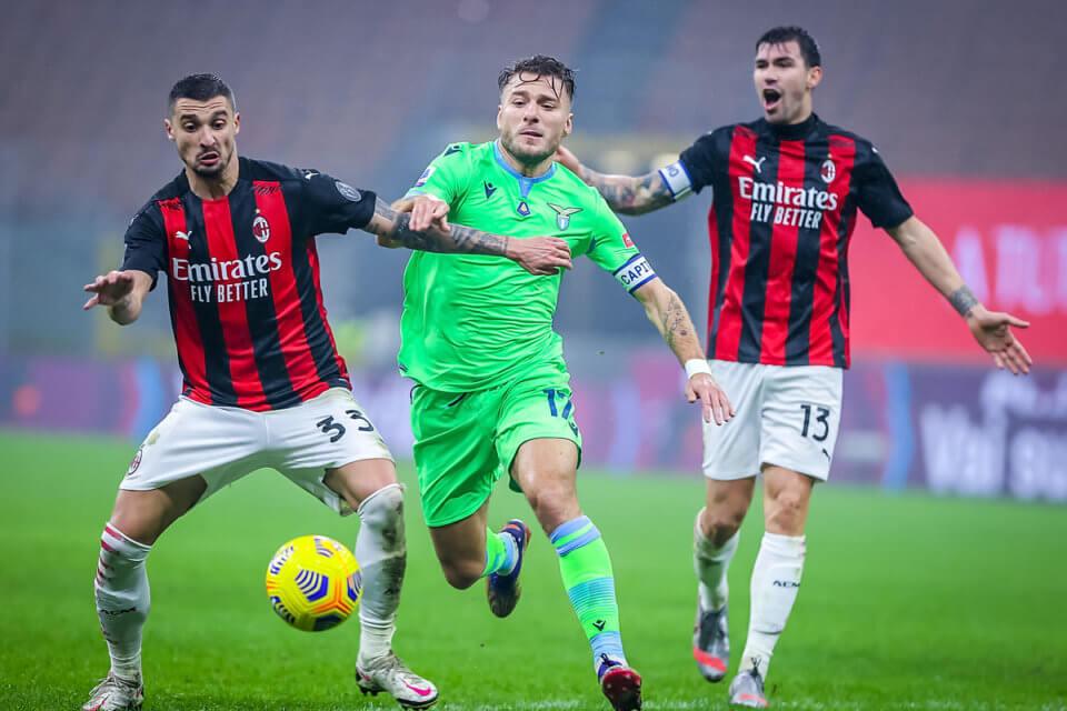 SS Lazio - AC Milan