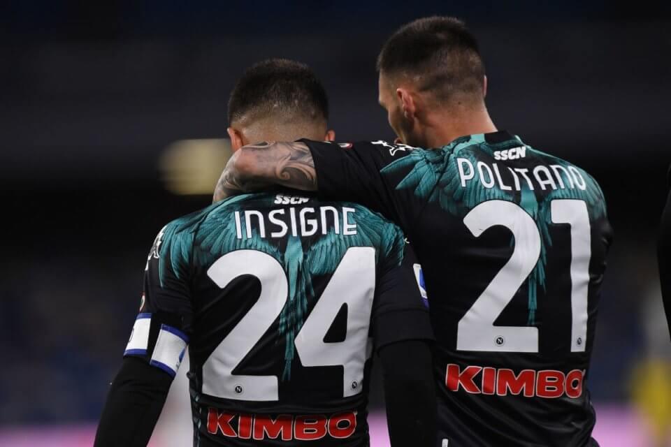 Zawodnicy Napoli