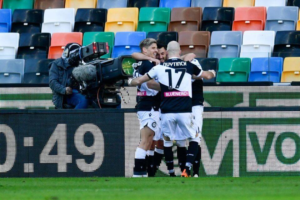 Gracze Udinese