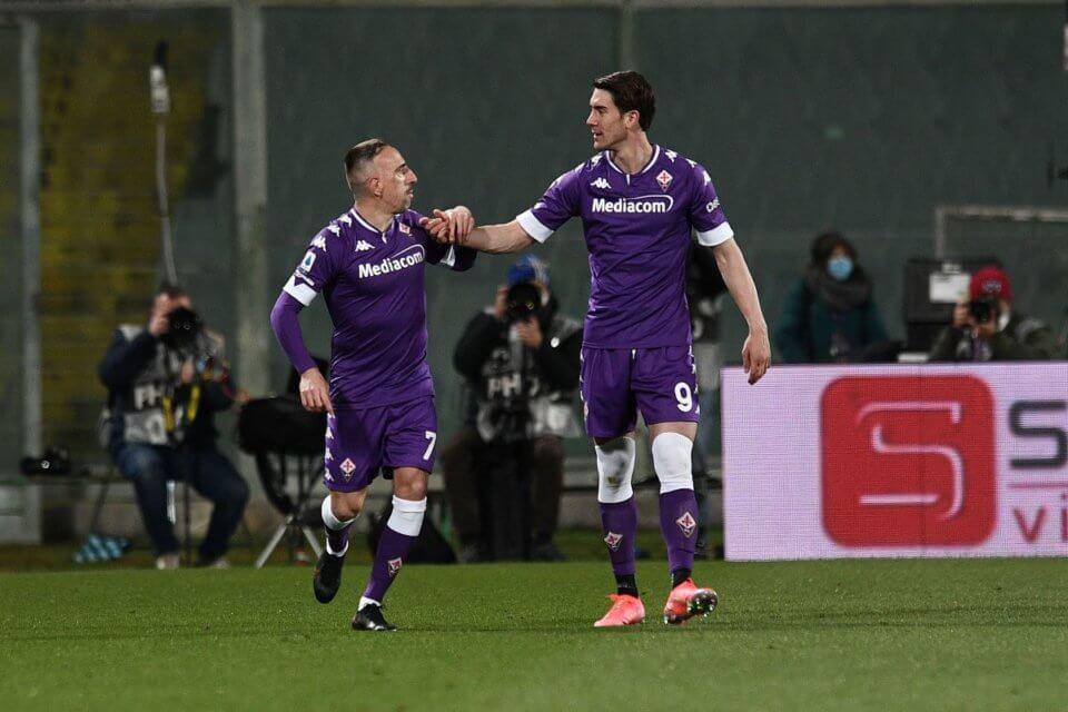 Piłkarze Fiorentiny