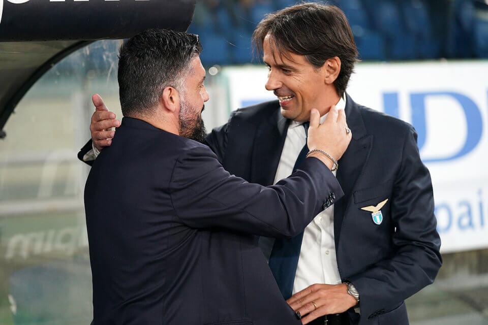 Gennaro Gattuso i Simone Inzaghi
