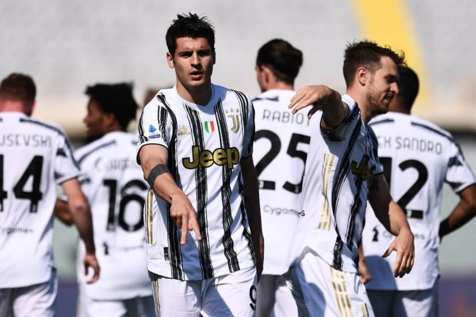 Zawodnicy Juventusu