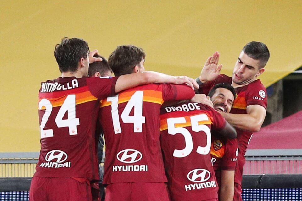 Gracze AS Roma