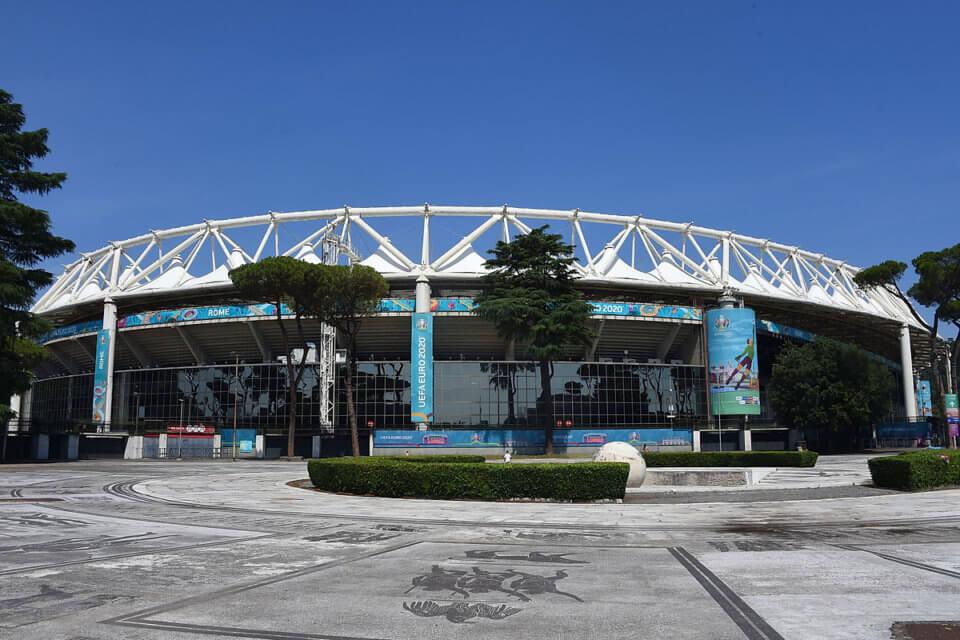Euro 2021: Stadion Olimpijski w Rzymie