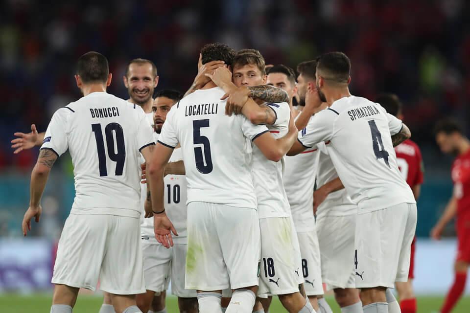Piłkarze reprezentacji Włoch