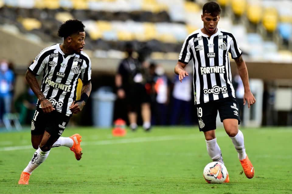 Kaio Jorge (z prawej)